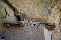 "Why this pueblo is called ""Balcony House"""
